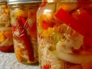 Mexican Pickled Veg